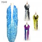 7049 Multi Print Color Scarf/Sarong