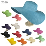 7580 FLOPPY SOLID HAT