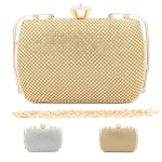 0904 Jeweled Evening Clutch