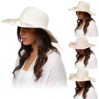 LOH096 Flower Print Floppy Hat
