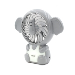 EFAN1111L Elephant Portable/Rechargeable Fan