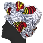 KJ004H African Turban Scarf Head Wrap