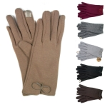 1502 Jersey Touch Gloves With Bow