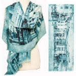 15HYSC2882 Rectangle Wool Scarf