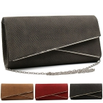 18045 Metal Accent Clutch