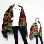 50059 Reversible Cape with Hood