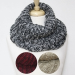 50068 Knitted Neck Scarf