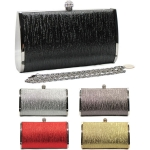 5123EL EVENING BAG WITH STRAP (CLUTCH)