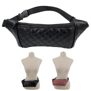 11170002B Quilted Fanny Pack