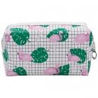 11170033CB Flamingo Cosmetic Bag