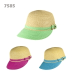7585 COLOR BLOCK CAP