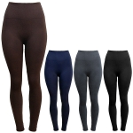 774016 High Waist Fleece Legging