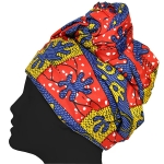 KJ004F African Turban Scarf Head Wrap
