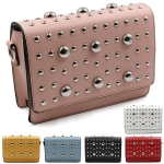 8015 Studded Box Bag