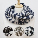 8402 Winter Infinity Scarf