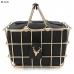 9042 Deer Basket Bag