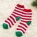 FO020 Christmas Pattern Soft Plush Socks (DZ)