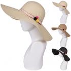 AO3019 Floppy Hat W/ Pom Pom