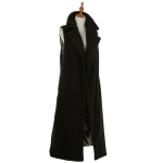 AO6073 Long Boucle Vest, Olive