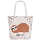AO817 Sloth Tote Bag
