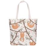 AO835 Sloth Tote Bag