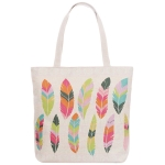 AO838 Feathers Tote Bag
