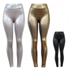 AO105 Metalic Leggings