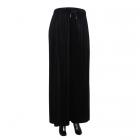 AO1104 Velvet Pleated palazzo pants