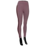 AO1182 Stripe Trimmed Leggings, Pink