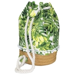 LOA118 Leaf Bucket Bag