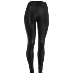 AO1228 Faux Leather Look Leggings