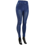 AO1267 Jegging with Stone Line, Boss