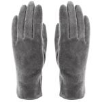 AO239 Faux Fur Gloves, Grey