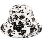 AO3082 Reversible Nature Print Bucket Hat