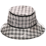 AO3105 Plaid Print Bucket Hat