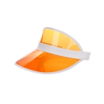 AO3109 Solid Color Sun Visor, Mustard
