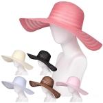 AO340 Woven Women's Floppy Hat
