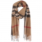 AO5003 Checker Plaid Scarf