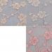 AO568 Floral Mesh Scarf