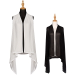 AO660 Knitted Solid Vest