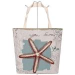 AO734 Starfish Tote Bag