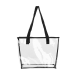 AO8044 Clear Transparent Tote bag, White