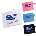 BB004 Whale waterproof Beach Pouch