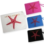 BB012 STARFISH WATERPROOF BEACH POUCH