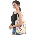 CB0812 Multi Fruits Print Canvas bag