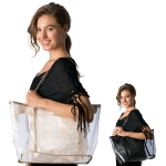CB8229 Clear Beach Bag
