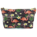 CB8237 Flamingo Beach Pouch Bag