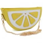 CB8240 Lemon Pouch Bag