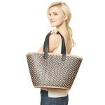 CB9684-1 Handmade Seagrass Straw Bag