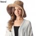 CH6318 Wide Brim Sun Hat w/ Bow